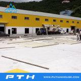 큰 구조 강철 창고 프로젝트