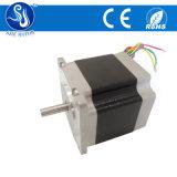 Fase 2 57mm Lengte 56mm van China van de Hoge Precisie van 0.9 Graden Goedkope Kleine Stepper Motor