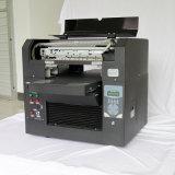 Impresora plana pequeño A3 LED de la inyección de tinta ULTRAVIOLETA de Kmbyc