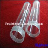 Schraubengewinde-fixiertes Silikon-Quarz-Glas-Rohrleitung