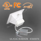 Ra90 25W Square Downlight LED pour éclairage de l'hôpital, UL Energy Star