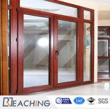 Tissu pour rideaux thermique en aluminium Windows d'interruption d'alliage d'aluminium en métal et portes