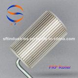大きいサイズのアルミニウムかいローラーFRPのツール