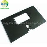 CNC van het Gebruik van de printer de Plaat van het Aluminium met Geanodiseerd CNC Vervangstuk