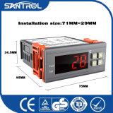 Regolatore di temperatura con il registratore automatico di dati