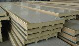 Панель сандвича PU стены для строительных материалов с хорошим качеством