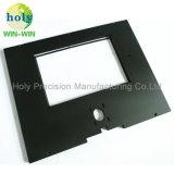 Drucker-Gebrauch CNC-Aluminiumplatte mit anodisiertem CNC-Ersatzteil