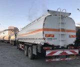 Sinotruk 8X4 수출을%s 연료 유조선 35kl 연료 Bowser 트럭