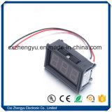 "Yb27A 0.56 "" 2개의 철사를 가진 LED AC 30-500V 디지털 표시 장치 전압계"