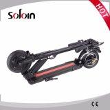 motor sin cepillo plegable Sckateboard eléctrico (SZE350S-7) de la batería de litio de la movilidad de las ruedas 350W 2