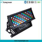 90*5W Rgbaw IP65 LED Wand-Unterlegscheibe-Licht für im Freiengebäude