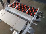 [فلتبد] آليّة [دي-كتّينغ] آلة لأنّ يغضّن - لون مع [لد دج] مغذية