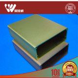 OEM에 의하여 주문을 받아서 만들어진 판금 알루미늄은 케이스 또는 상자 내밀었다