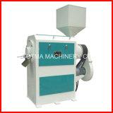 Rouleau de toile émeri horizontal automatique du riz Whitener Machine (MNMF)