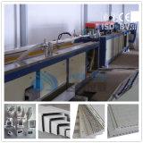 Perfil de Trunking de PVC que hace la máquina