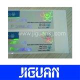 La parte superior de alta calidad Certificación precios baratos de holograma resistente al agua etiquetas Vial
