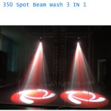 17r Beam350 Stadiums-Punkt-bewegliches Hauptlicht für Konzert