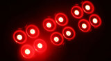 Calentarse/los módulos impermeables naturales/frescos del color 1.44W DC12V 4xsmd5050 LED de White/RGB para las muestras/Lightbox del LED/las cartas de canal