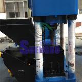 Автоматические гидровлические опиловки Briquetter металла (фабрика)