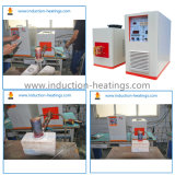 Het Verwarmen van de Inductie van het Lassen van het Blad van de Zaag van de Diamant van de ultra Hoge Frequentie IGBT Machine