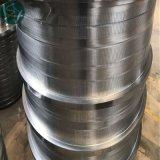Tambor/cesta de la pantalla de alambre de la cuña de la presión del acero inoxidable para la investigación de la pulpa