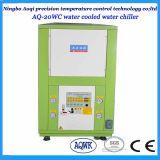 20hp enfriado por agua a baja temperatura máquina enfriadora de agua