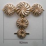 Les chaînes de métal Accessoires de décoration pour les femmes des chaussures avec Rhinestone