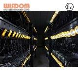 Lampen-Atex genehmigte Grubenlampe der Klugheit-LED, RoHS LED Scheinwerfer