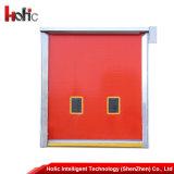 Außenselbstselbstwiederanlauf flexible Belüftung-Hochgeschwindigkeitswalzen-Blendenverschluss-Tür
