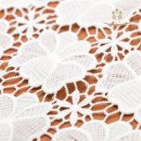 綿のレースの卸売のための物質的なギピールレースのレースファブリック花のレース