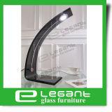 Lampe en verre dépliée par gris de Tableau avec l'éclairage LED 3W