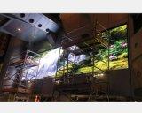 4mm display LED de cor total no interior da parede de vídeo