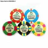 Custom Cute пластиковой стружки в покер