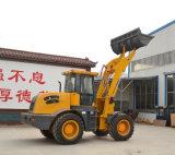 OEM de la machinerie de construction lourde, 3000kg godet chargeur à roues