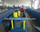 C Z Terça máquina de formação de rolos automática de canal