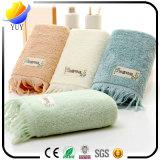 Baumwolle kundenspezifisches bequemes Verdickung-und Troddel-Bad-Tuch