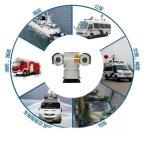 2.0MP 400m 야간 시계 HD IP Laser PTZ 감시 카메라