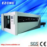 Machine de découpage incluse approuvée en métal de laser de fibre de la précision 500W Ipg de la CE d'Ezletter avec le Tableau échangeable