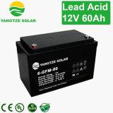Prezzo poco costoso della batteria al piombo 12V 60ah