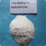 Esteroides orales 17A-Methyl-1-Testosterone CAS 65-04-3 del ciclo de corte
