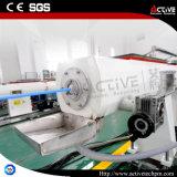 Bonne pipe en plastique de HDPE de la Chine faisant la ligne d'extrusion de machine