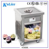 セリウム50*50cmの正方形鍋の即刻の揚げ物のアイスクリームロール機械