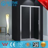 Projeto especial para a porta pequena do chuveiro da dobradura do banheiro (BL-L0039-P)