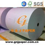 60-120 GSM Format A2 Papier couché pour la production de livres