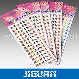 Diseño libre de gel de Resina Epoxi Dome Sticker Adhesivo epoxi personalizado