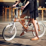 2017 20 인치 알루미늄 프레임을%s 가진 지능적인 도시 Pedelec 재력 E 자전거
