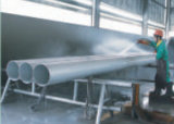ASTM de alta qualidade/ASME 347/H de tubos soldados de aço inoxidável tubo/