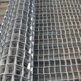 Banda transportadora del acero inoxidable para la transformación de los alimentos, industria de Heatreatment