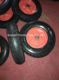 480/400-8 плоское свободно колесо вагонетки пены PU