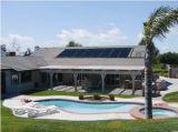 Pompa ad acqua centrifuga solare della pompa ad acqua della piscina del motore senza spazzola di CC